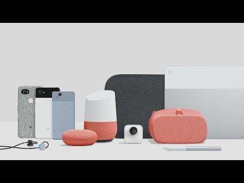 Made by Google 2017 | Event highlights