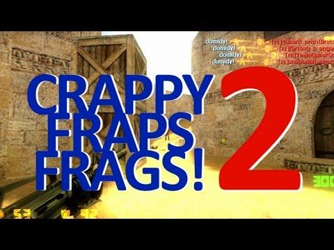 Смотреть клип crappy-fraps-frags 2! онлайн бесплатно в качестве