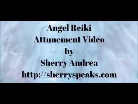 Angel Reiki Attunement