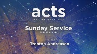 Sunday Service - August 2, 2020