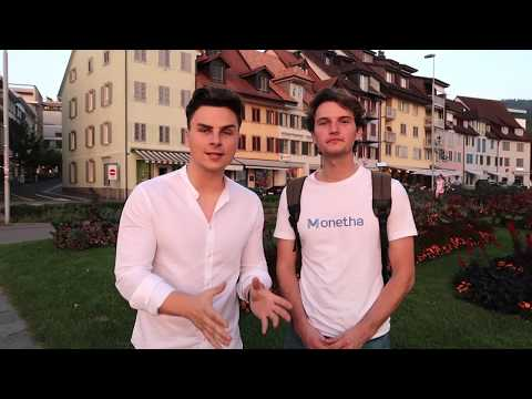 Monetha team business trip to the crypto valley!