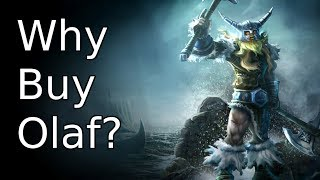Why Buy Olaf? LOL Commentary & Guide
