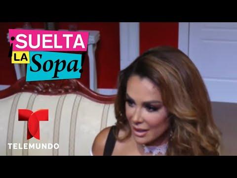 Ninel Conde explica cómo va con Giovanni Medina   Suelta La Sopa   Entretenimiento