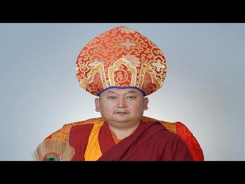H.E Pema Rigtsal Rinpoche, Bhazar Guru wang #1
