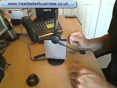jabra gn wireless headset reviewmp youtube