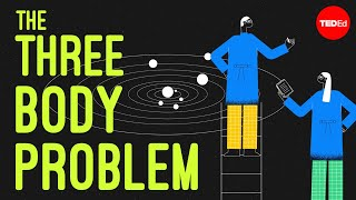 Newtons three-body problem explained - Fabio Pacucci
