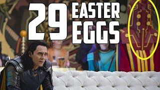 Thor: Ragnarok – Every Easter Egg