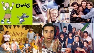 Favorite 90s tv shows