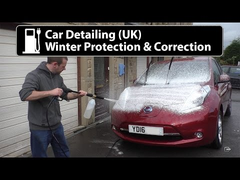 Detailing - Winter Protection & Paint Correction
