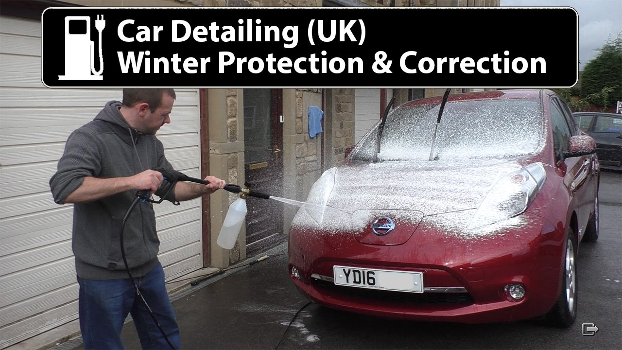 Detailing Winter Protection Paint Correction Youtube
