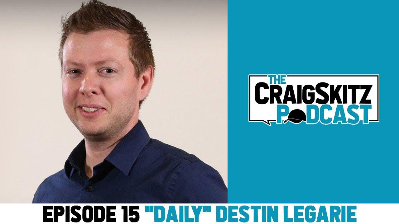 """I'm Destin & THIS is Hard News""   The CraigSkitz Podcast #15"