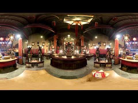 Man Mo temple 360 VR
