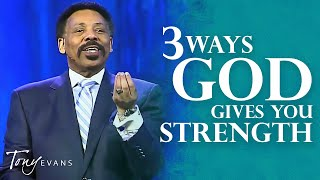 Download Mp3 Tony Evans Speaks On Strength In Your Struggles  Preached 02/02/2020