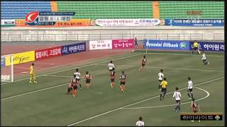 K리그 챌린지 3라운드 강원FCvs대전시티즌 하이라이트