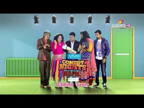 Comedy Nights with Kapil - Kalki & Revathi - 19th April 2015 - Full Episode(HD)