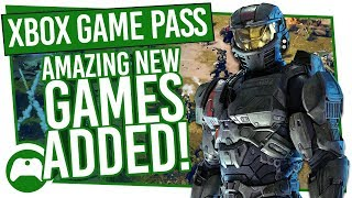 Xbox Game Pass Update: 8 New Games You Must Play