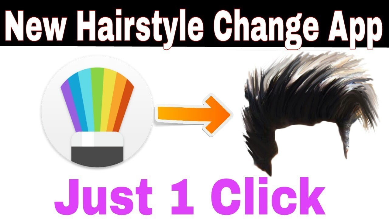 Best Hair Style Change App For Android Cb Edit Hair Style