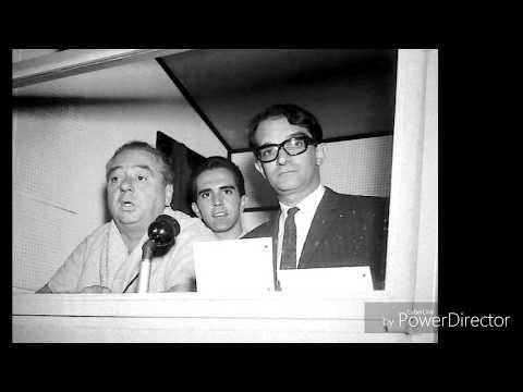 """1968. Uruguay: Cuando los """"Tupamaros"""" coparon Radio Sarandí."""