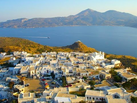 Milos - Greece Travel Guide