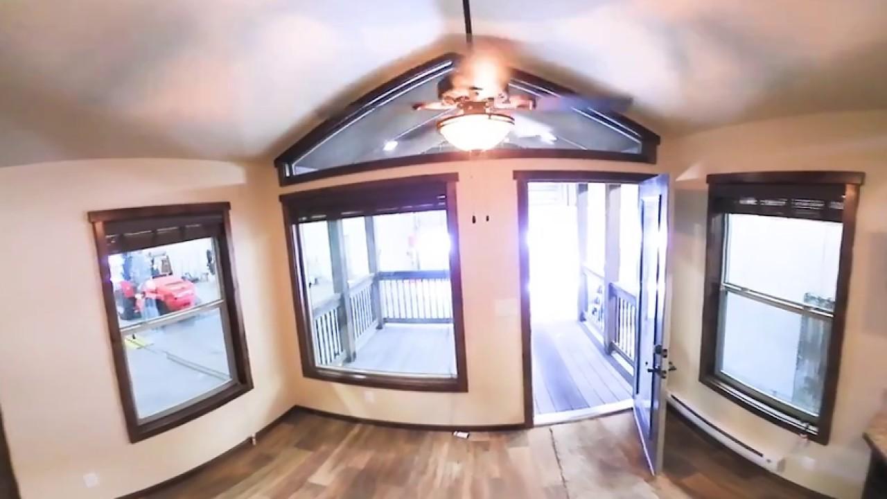 Nashua builders tiny house virtual tour youtube for Virtual tiny house builder