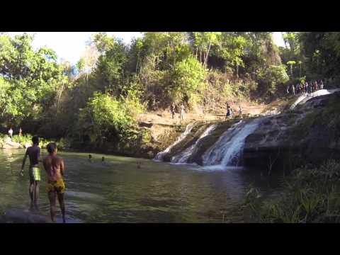 Grenada's Mount Carmel Waterfalls