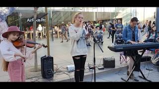 Hello - Adele - Allie Sherlock & Karolina Protsenko Cover