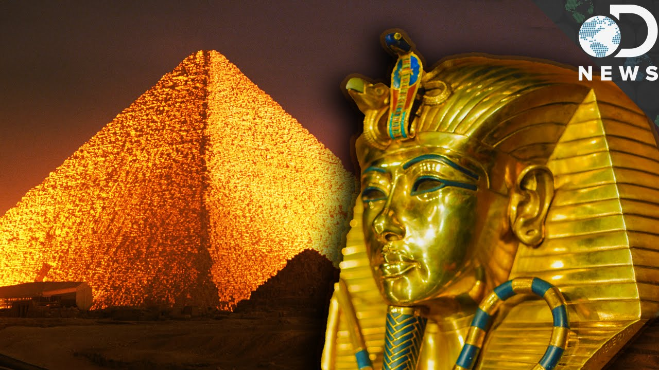 Who Is The Mystery Mummy Buried In King Tut's Tomb? - YouTube