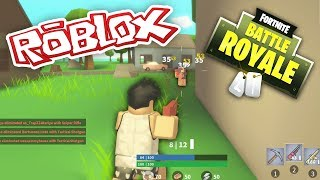 FORTNITE V ROBLOXU?? | Roblox #45 | HouseBox