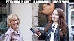 Sending NUDE PHOTOS : Neapolitans React