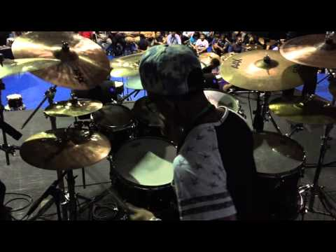Tony Taylor first song Nick Smith Cover Preforming at Drummers Jam Fest in Puerto Rico.