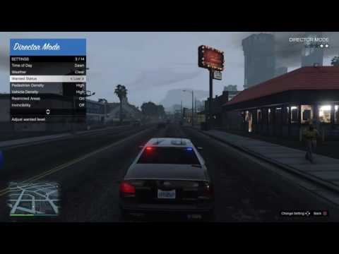 How to set up Spike strips and roadblocks! (GTA 5 - PS4)