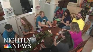 Thousands Take Shelter From Hurricane Harvey In Houston | NBC Nightly News
