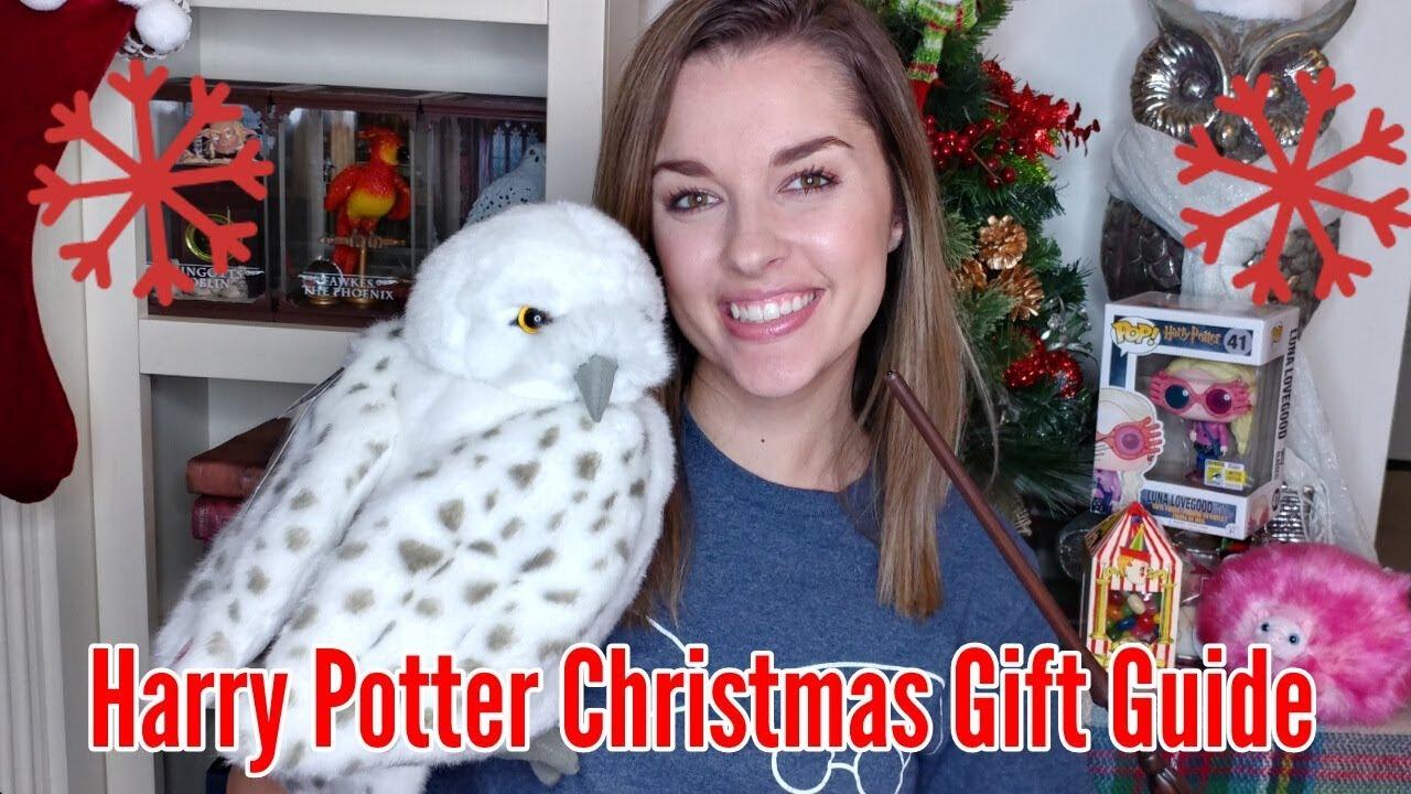 Christmas harry potter gift ideas mindy minx youtube for Harry potter christmas present ideas