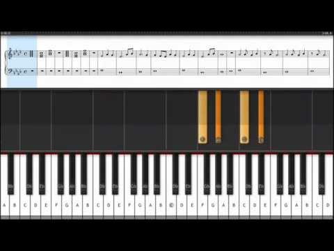 ♫ Hasi Ban Gaye (Hamari Adhuri Kahani) || Piano Tutorial + Sheet Music + MIDI with Lyrics