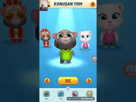 Tom Altın Peşinde Oynuyorum
