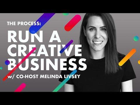 How To Run A Creative Business: In-depth breakdown w/ Melinda Livsey