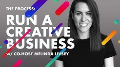 How To Run A Creative Business: In-depth breakdown w/ Melinda Livsey