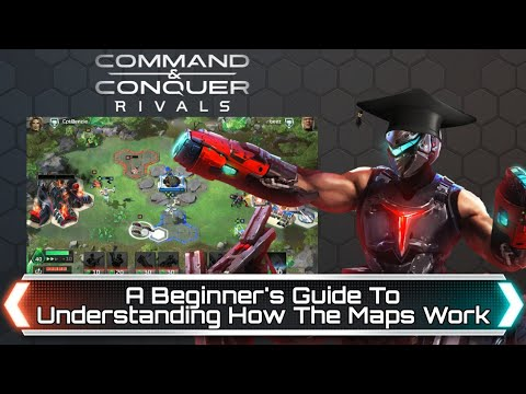 A Beginner's Guide To Map Reading | Command and Conquer Rivals