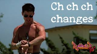 Raider - Changes 80's video compilation