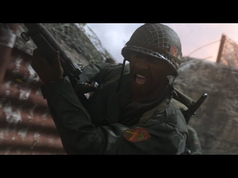 10 Minutes of Call of Duty WW2 Multiplayer Gameplay - E3 2017