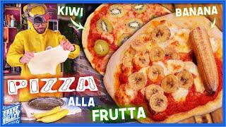 Qual è la MIGLIOR PIZZA alla FRUTTA?