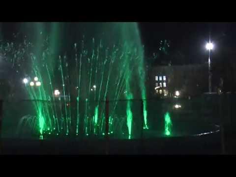 Иван Полупанов: Поющий фонтан в Северодонецке
