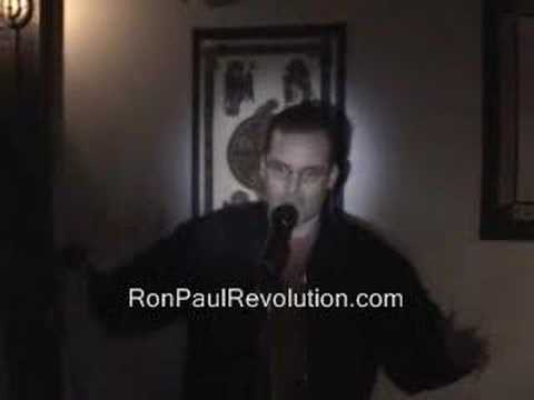 NH Karaoke:  RidleyBeatles 4 Ron Paul