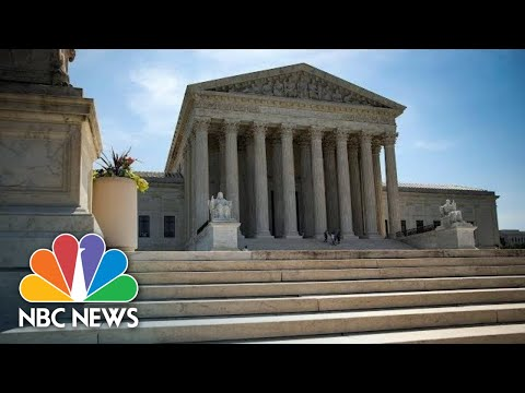 Live: Supreme Court Hears Oral Arguments In Trump Financial Records Cases | NBC News