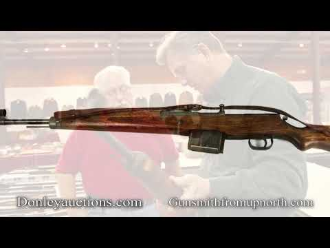 Donley Auctions Guns & Military Auction Preview-Rifles