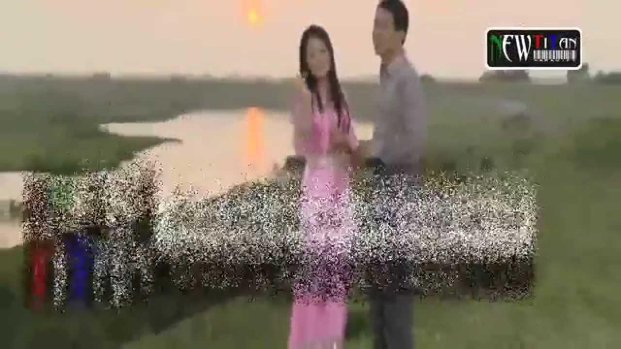 Karaoke Dòng sông quê anh dòng sông quê em   Anh thơ Việt Hoàn Full HD