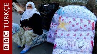 Diyarbakır-Sur'da yeni göç dalgası - BBC TÜRKÇE