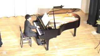 "J.Sibelius : 5 pieces ""The birch"" Op.75-4"