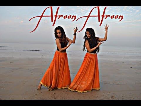 Afreen Afreen Dance cover | Choreography - Feet2beat