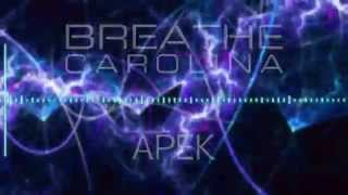 Breathe Carolina & APEK - Anywhere But Home (Lyrics Video)